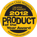 2012 Product of the Year Award
