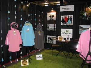 Moojoes at the Vancouver Gift Expo